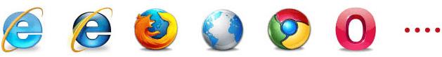 跨浏览器兼容性